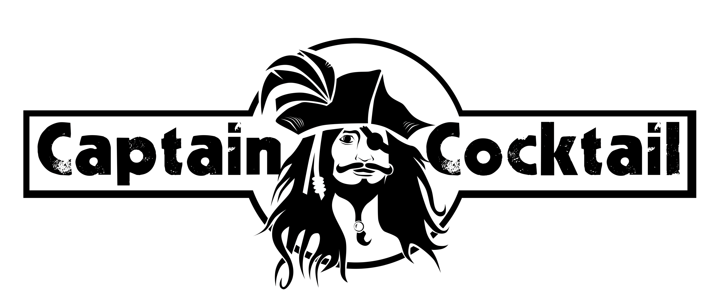 Logo Captain Cocktail